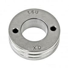 Подающий ролик 1,2/1,2 мм (U-образный) для AL проволоки