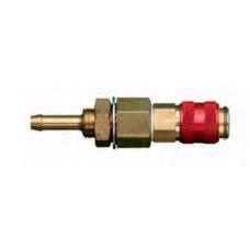 Быстросъемное соединение NW5 красная D 6,5 мм