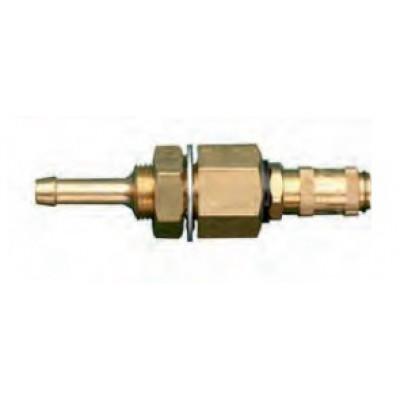 Быстроразъемное соединение NW2,7 диам.6,5 мм
