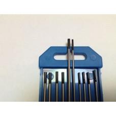 Вольфрамовый электрод WL10 1,0х175 чёрный (1 уп. - 10 шт.)