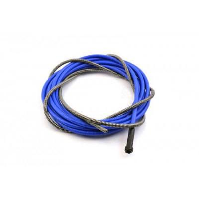 Направляющая спираль 1,5х4,5х4400мм синяя (для пров D 0,6; 0,8 мм) RU